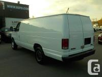 Make Ford Model Econoline Year 2007 Colour White kms