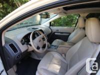 Make Ford Model Edge Year 2007 Colour Off-White kms