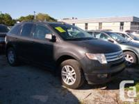 2007 Ford Edge  SEL- $ 8,985* Certified and E-tested No
