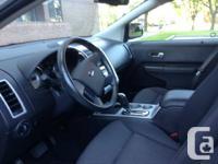 2007 Ford Edge SEL (White)   5 Passenger, V6- 3.5