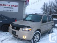 Make Ford Model Escape Year 2007 Colour BROWN kms