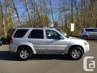 Make Ford Model Escape Year 2007 Colour Silver kms