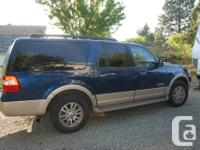 Make Ford Model Expedition Max Year 2007 Colour Blue
