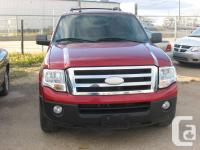 Make Ford Model Expedition Year 2007 Colour Red kms
