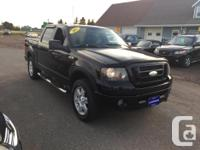 Make Ford Model F-150 Series Year 2007 Colour BLECK