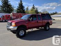 Make Ford Model F-250 Year 2001 Colour Red kms 195000