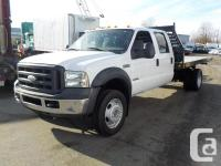 Make Ford Model F-550 Year 2007 Colour White kms 73711