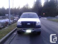 Make Ford Year 2007 Colour WHITE Trans Automatic kms