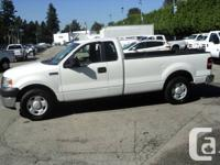 2007 F150 LONG BOX REG CAB SPRAY IN LINER WHAT A