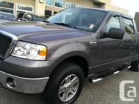 Make. Ford. Version. F-150. Year. 2007. Colour. Grey.