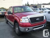 Make Ford Model F-150 Year 2007 Colour Red kms 220000