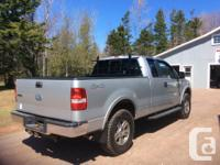 Make Ford Model F-150 Year 2007 Colour Silver kms