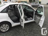 Make Ford Model Focus Year 2007 Colour White kms 92434