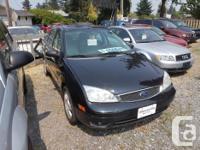 Make Ford Model Focus Year 1999 Colour Dark Blue kms
