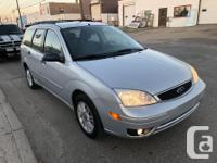 Make Ford Model Focus Year 2007 Colour SILVER kms