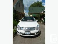 Guelph, ON 2007 Ford Fusion Sedan The reliable and fuel