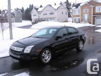 Price Reduced - For Sale- 2007 Ford Fusion SE, (Sport)