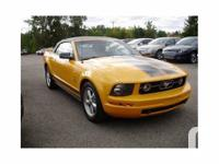 2007: Ford : Mustang    Visit our online showroom