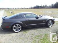 Make Ford Model Mustang Year 2007 Colour Metalic Alloy