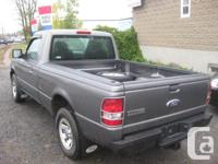 Make Ford Model Ranger Year 2007 Colour GREY kms