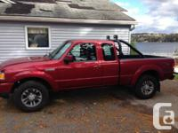 2007 Ford Ranger Sport 4x4 4.0 5speed. Has been a great