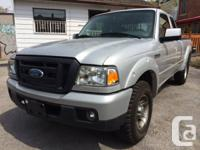 2007 Ford Ranger Sport - Extended cab, 4x2 in excellent