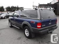 Make Ford Model Ranger Year 2007 Colour Blue kms