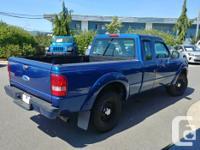 Colour blue Trans Automatic kms 168000 2007 Ford Ranger