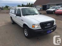 Make Ford Model Ranger Year 2007 Colour WHITE kms