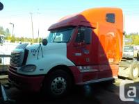 Make Freightliner Year 2007 Colour Red Trans Manual