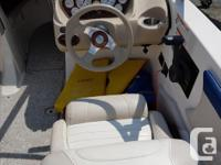 2007 Glastron 185 GT powered by 3.0L Volvo Penta