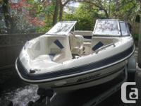 2007 Glastron 185 GT Bowrider. Purchased New from