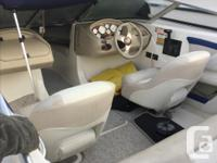 Reduced from $17,900 to $16,900 2007 Glastron GXL 18.5