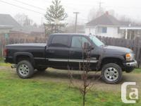 2007 GMC Duramax Diesel with Allison transmission 4x4