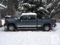 2007 GMC Sierra 2500HD SLT Z71 4x4 Crew Cab Short Box,