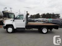 Used, Make GMC Model C4500 Year 2007 Colour White kms 133846 for sale  British Columbia