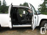 Make GMC Model Canyon Colour WHITE Trans Automatic kms