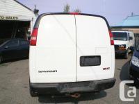 Make GMC Model Savana Cargo Van Year 2007 Colour White