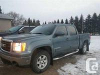 Mannville, AB 2007 GMC Sierra 1500 Z71 This reliable &