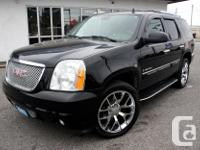 Make GMC Model Yukon Denali Year 2007 Colour Onyx