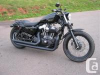 2007 Harley-Davidson Sportster 1200 Nightster Extremely
