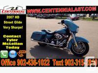 2007 Harley-Davidson FLHX Street Glide Very Clean Bike,