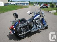 2007 Harley Davidson Heritage Softail Classic Super
