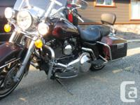 2007 Road King , Excellent condition , all serviced