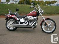 2007 Harley Davidson Softail Custom Very nice Custom in