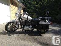 Make Harley Davidson Model Sportster Year 2007 kms