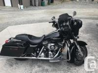 Make Harley Davidson Model Street Year 2007 kms 47500