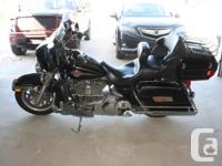 Make Harley Davidson Model Ultra Year 2007 kms 75920