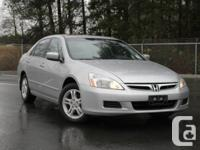 2007 Honda Accord EX  ----------  Lowest Kms - Only