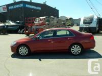 Make Honda Model Accord Year 2007 Colour red kms